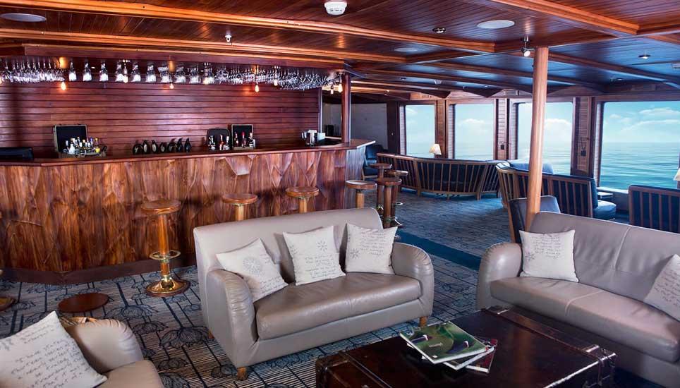 MV Galapagos Legend cabin