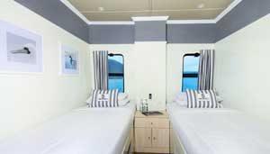 Archipel I twin cabin