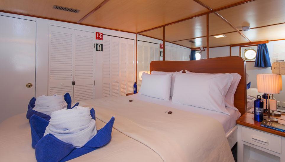 Beluga cabin