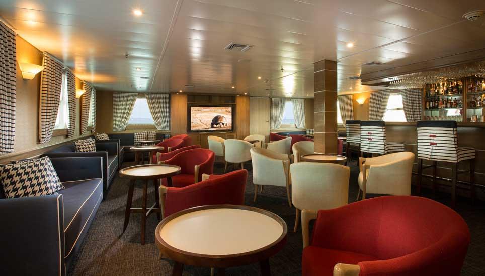 MV Isabela II cabin
