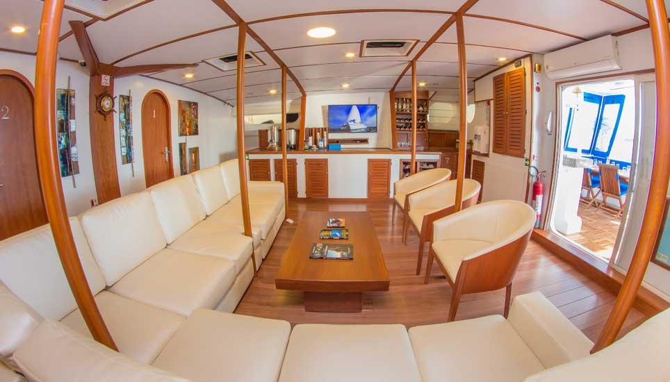 Nemo II cabin