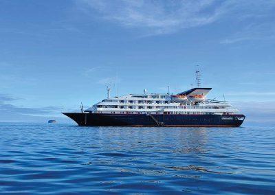 Silversea – Silver Galapagos
