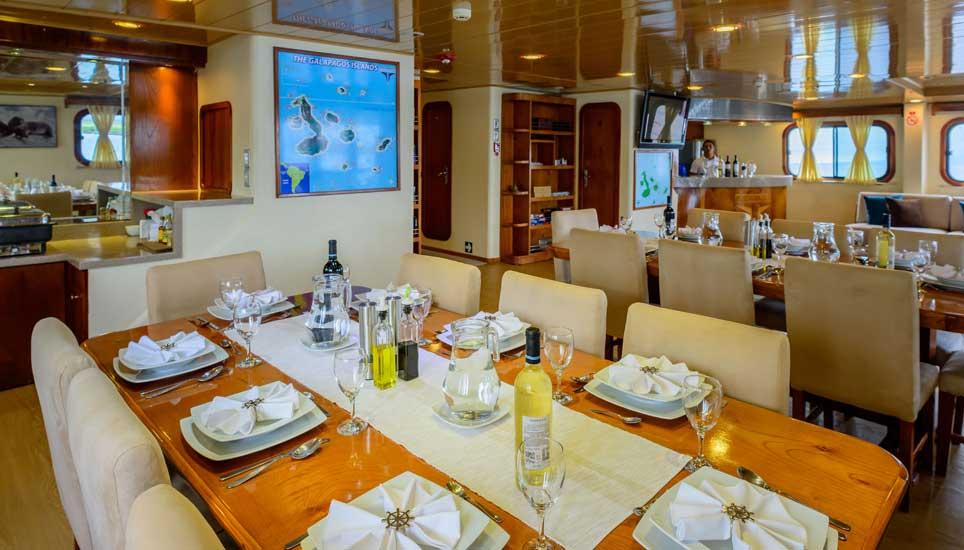 Seaman Journey lounge