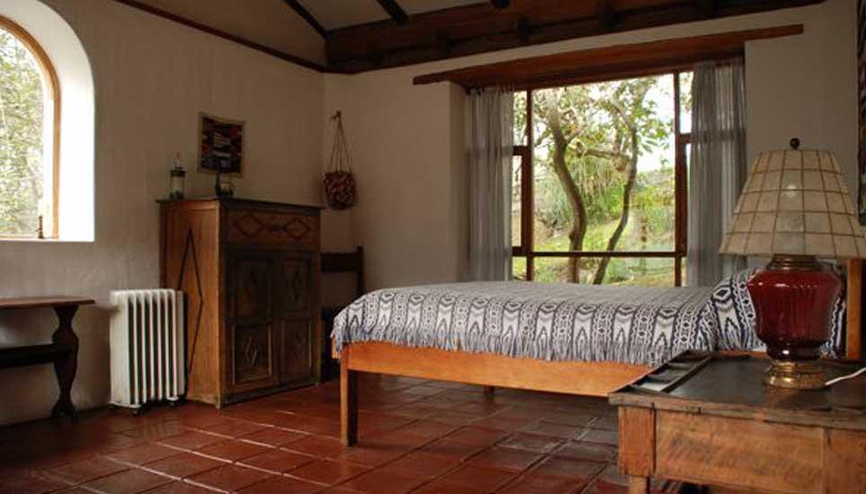 Casa Mojanda room