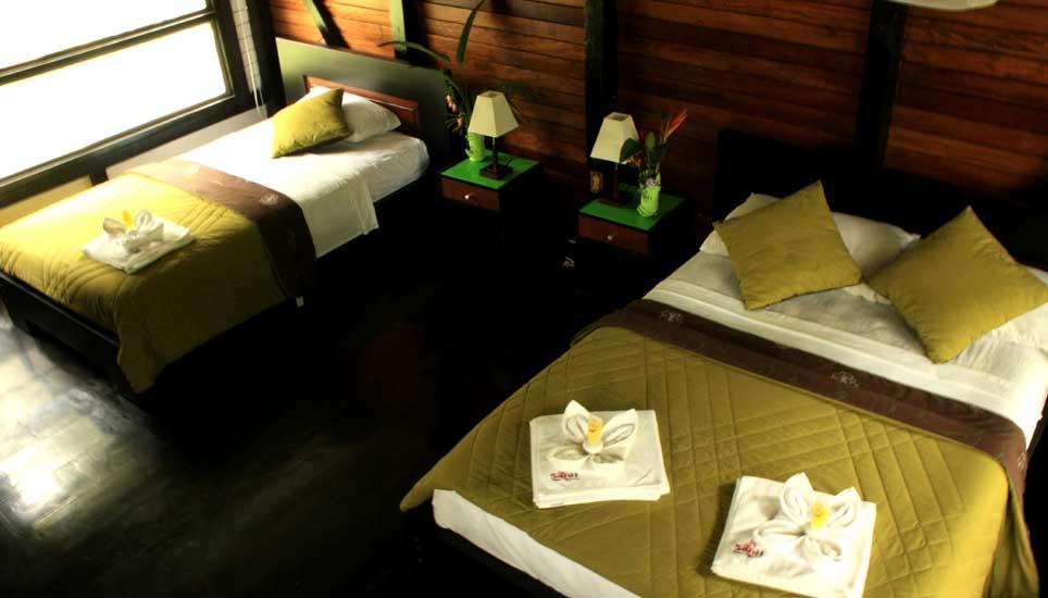 Sani Lodge room
