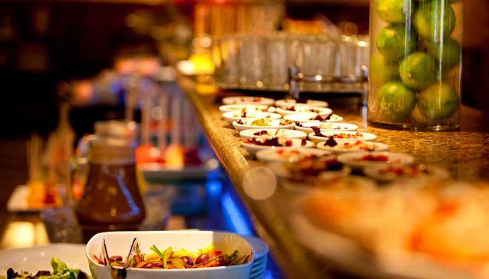 Swissotel-food
