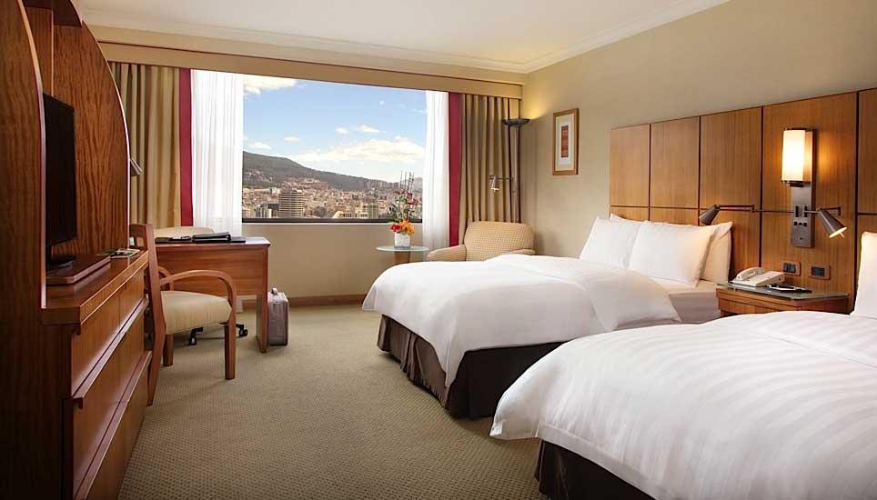Swissotel-room