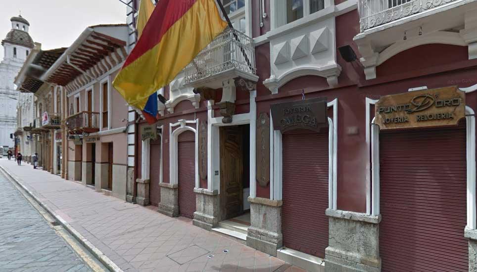 hotel carvallo street