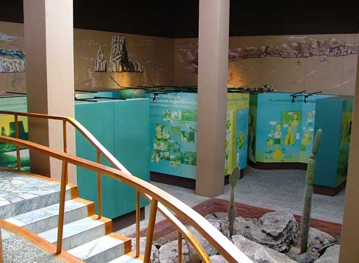 Interpretation Centre at San Cristobal
