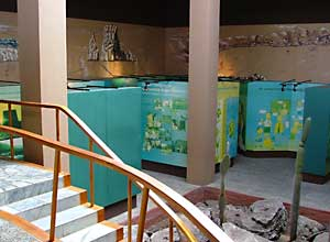 Interpretation Centre at San Cristobal