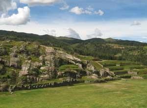 Sacsayhuaman Inca temple