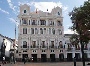 Plaza Grande, Quito