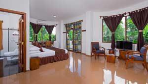 Casa Natura room