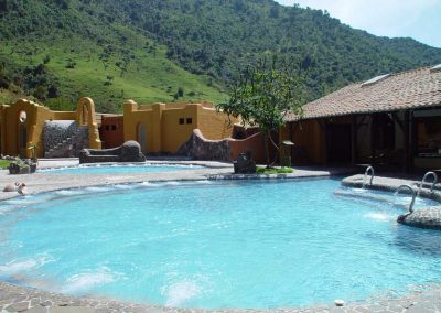 Termas Papallacta spa resort