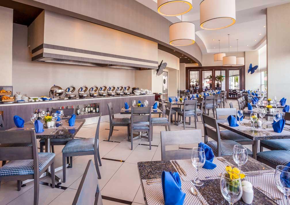 Wyndham Guayaquil Rio Grande Restaurant