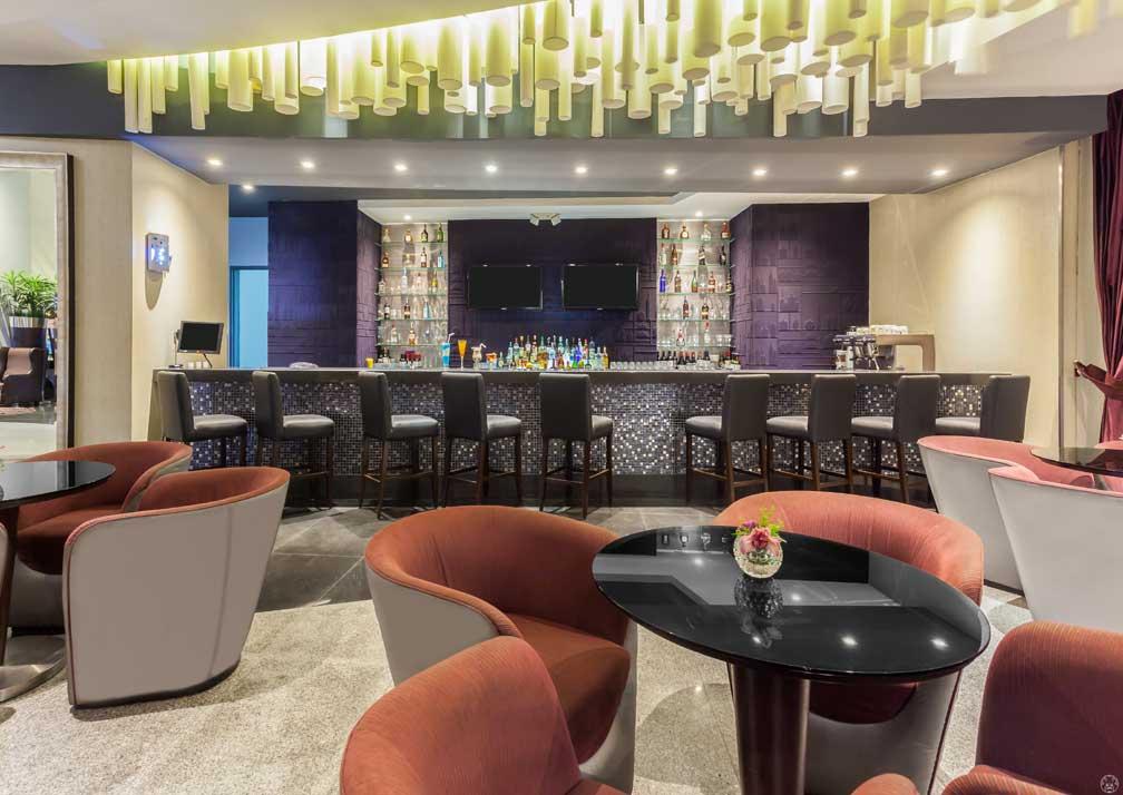Wyndham Guayaquil bar
