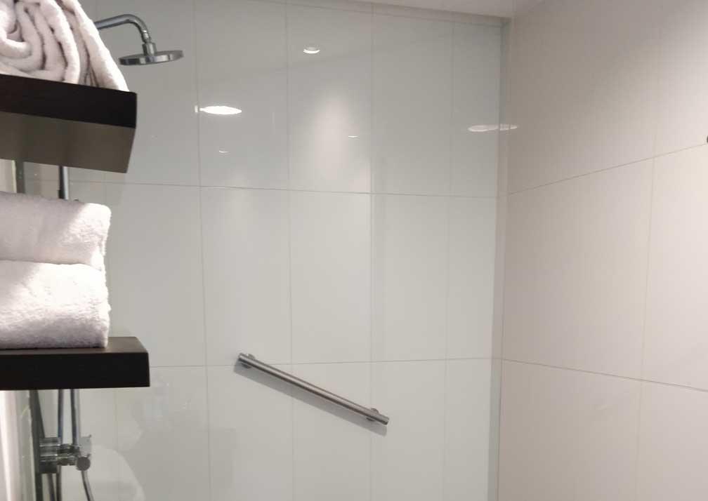 Bathroom at Wyndham Guayaquil