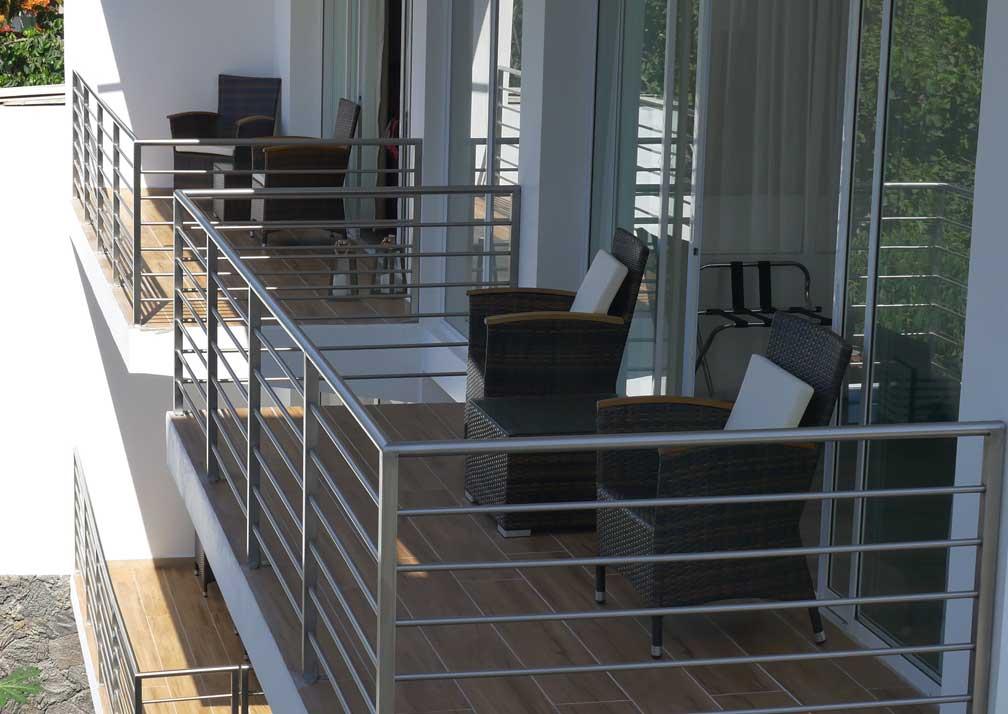 Suite view at Ikala Lodge